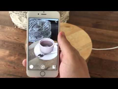 Apple ARKit experiments