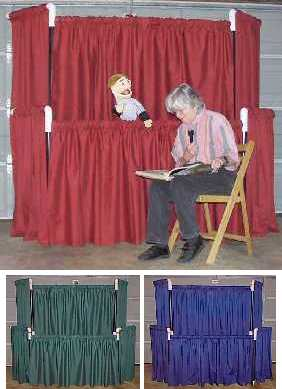 PUPPET STAGES The Puppet Gallery