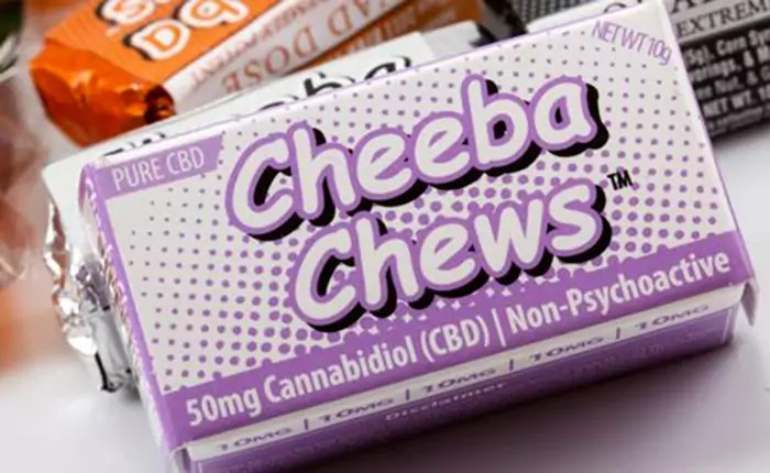Hersheys Pot Candy lawsuits Cheeba Chews