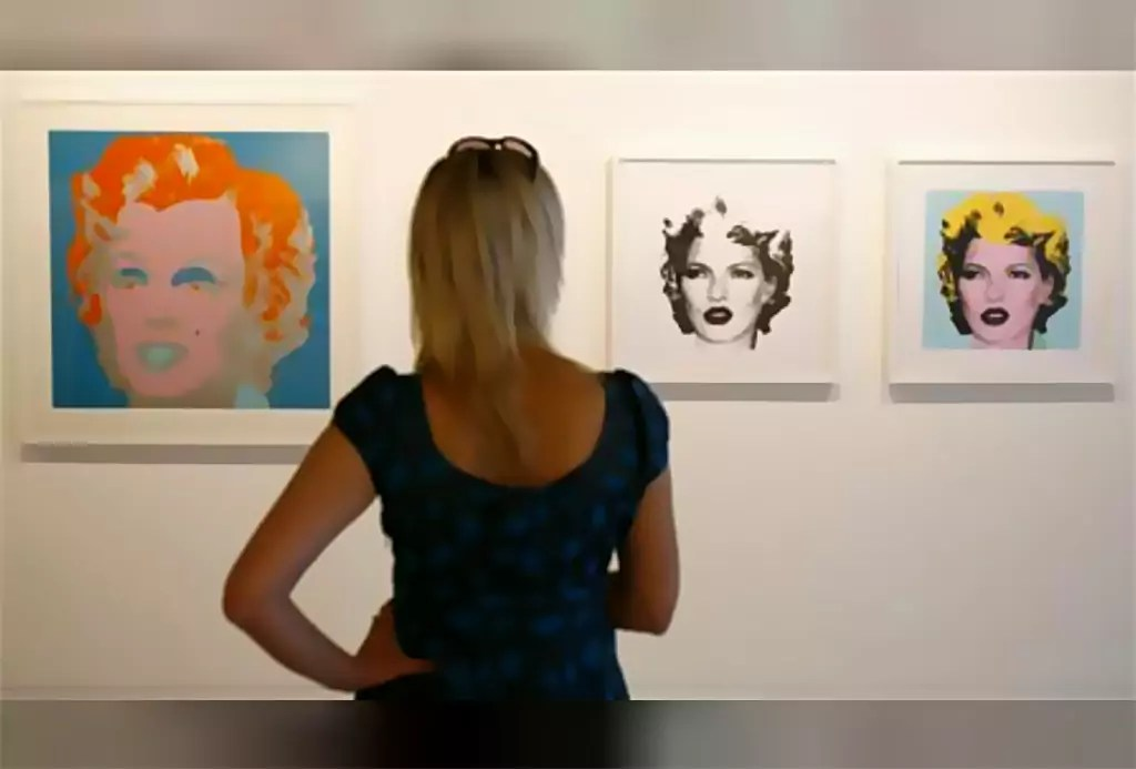 Banksy's debt to Warhol revealed in London show