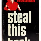 "A thief has stolen the book ""Steal this Book"" from a modern art exhibition in Switzerland."