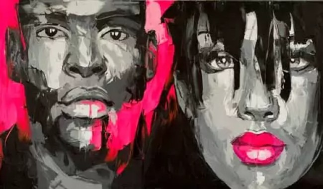The Paintings of Francoise Nielly