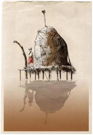 Jamie Hewlett – Limited edition prints to benefit Oxfam
