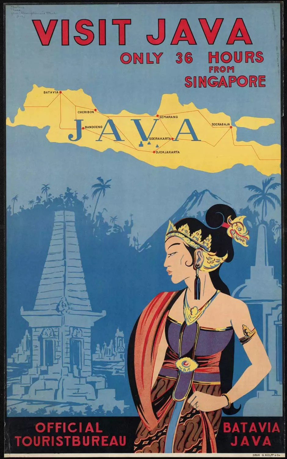 60 beautiful vintage Travel Posters