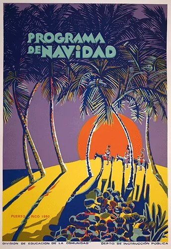 Puerto Rico In Posters