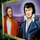 The similarities between Jesus Christ and Elvis Presley are almost uncanny