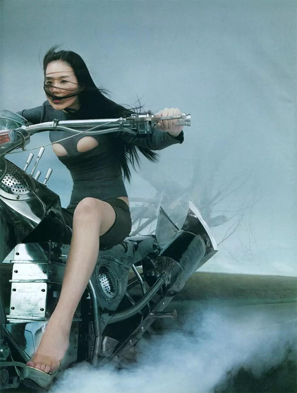 Photographer Chen Zhun's Photo Erotic Novel 03