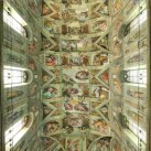 Sistine Chapel zoomable, 360° tour. Pretty amazing.