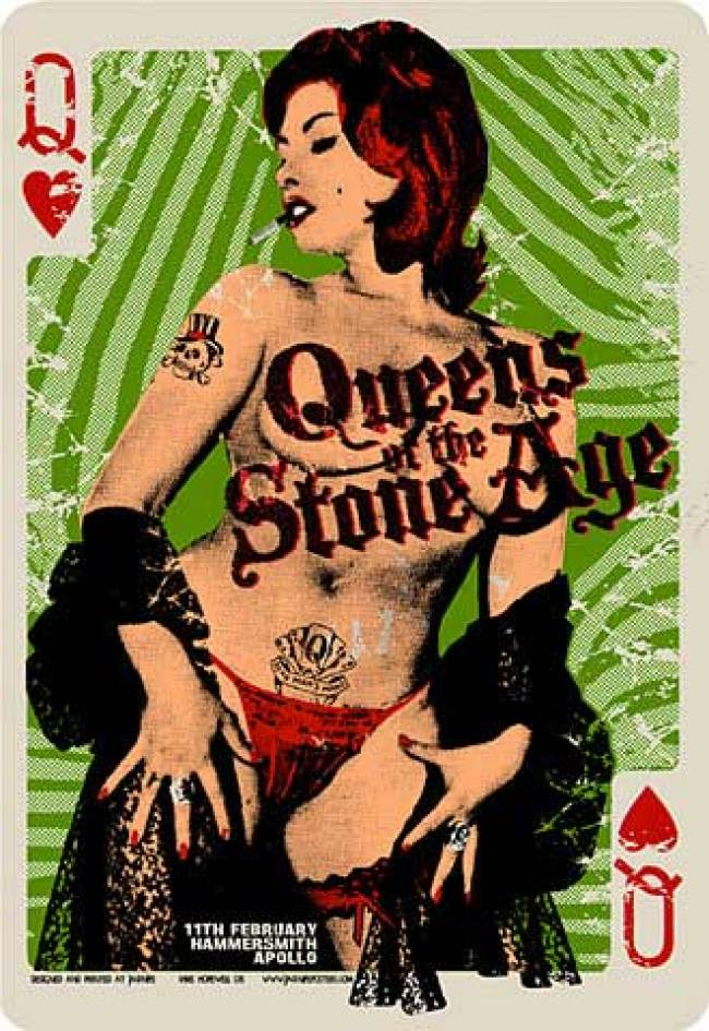 Queens of the Stone Age posters 01