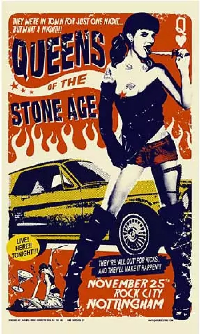 Queens of the Stone Age posters 05