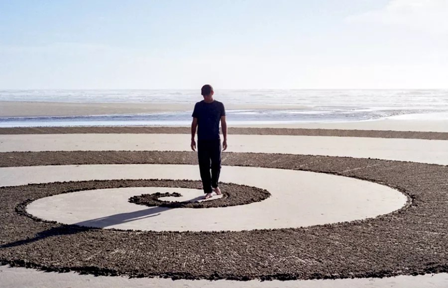 Jim Denevan – The Earth is his Canvas- From The Sand Series 06