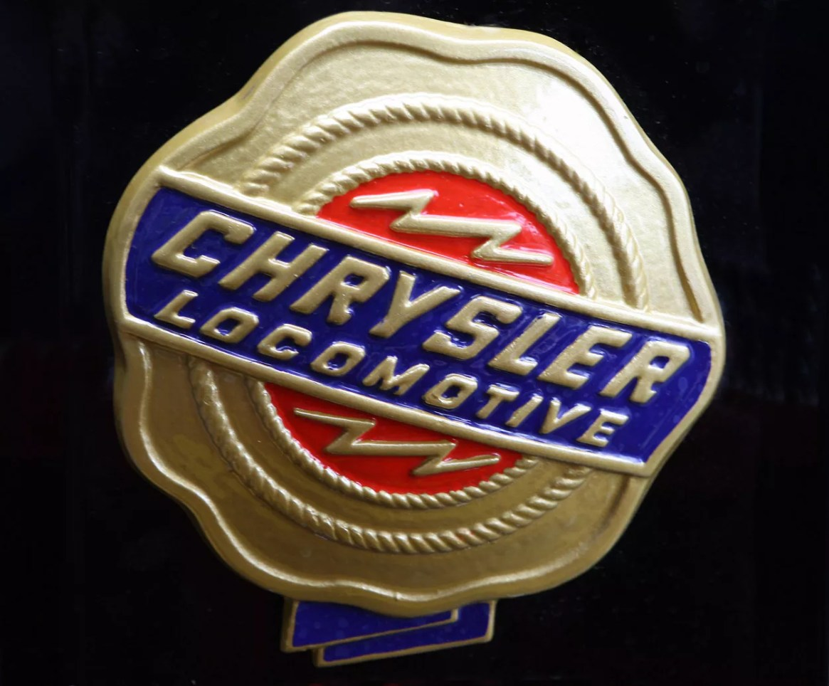 Nice collection of Chrysler related emblems