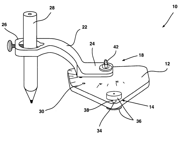 Google's Ellipsograph Patent