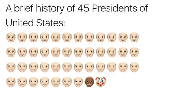 A Brief History of 45 Presidents of the United States