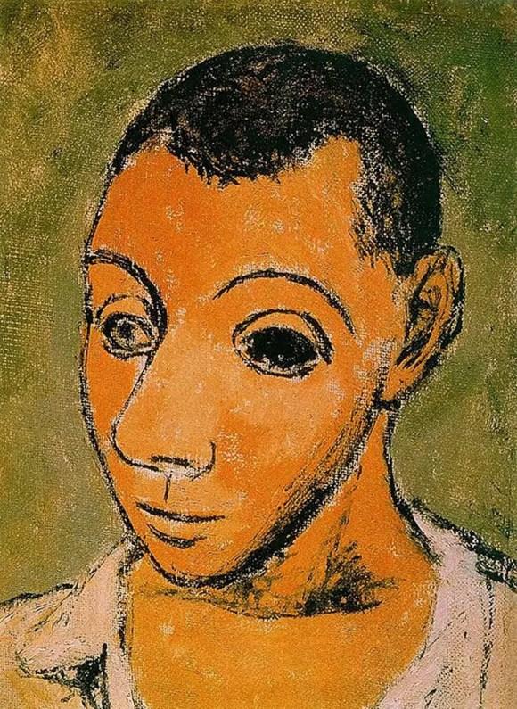 Picasso Self Portraits