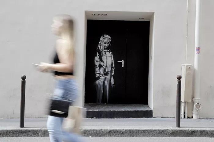Bataclan Doorway
