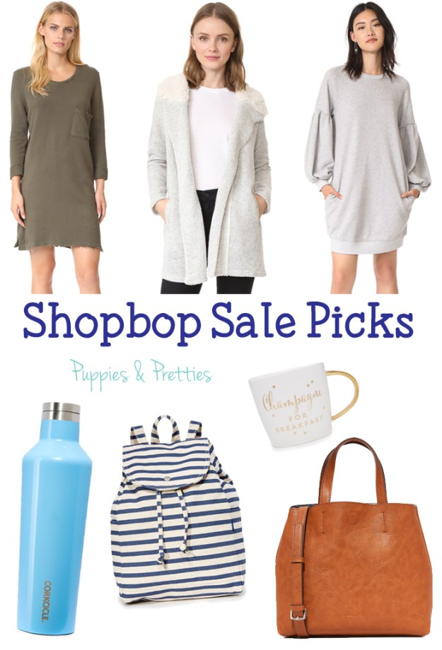 Shopbop Sale Picks: find some great deals during the Shopbop fall sale! | Puppies & Pretties