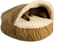 Best dog bed for dachshunds and other burrowers