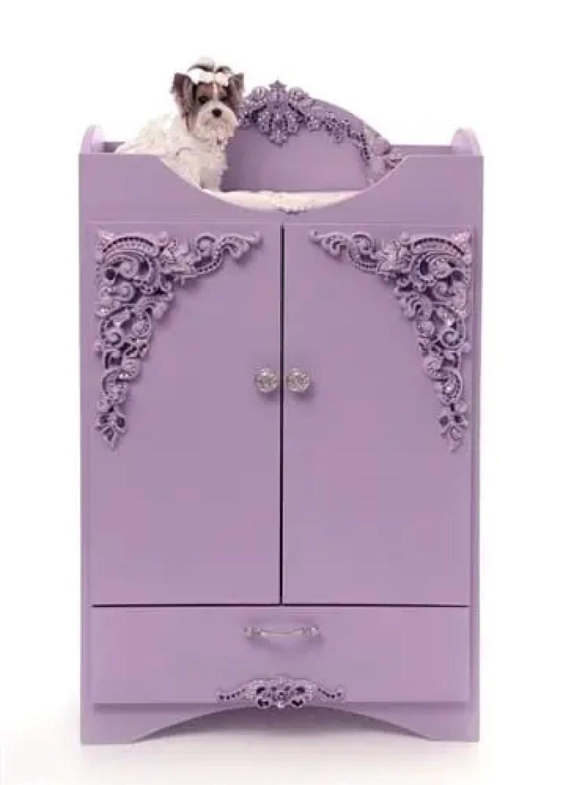 couture paisley armoire - Você daria este colar para seu Pet?