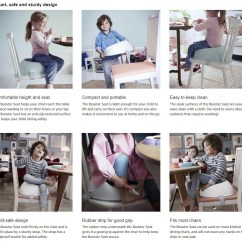 Baby Bjorn Booster Chair Steel Cushions Seat White Pupsik Singapore When You Buy A From Babybjorn Can Be Sure That The Materials Continuously Undergo Rigorous Testing For Bisphenol Bpa And Other Harmful