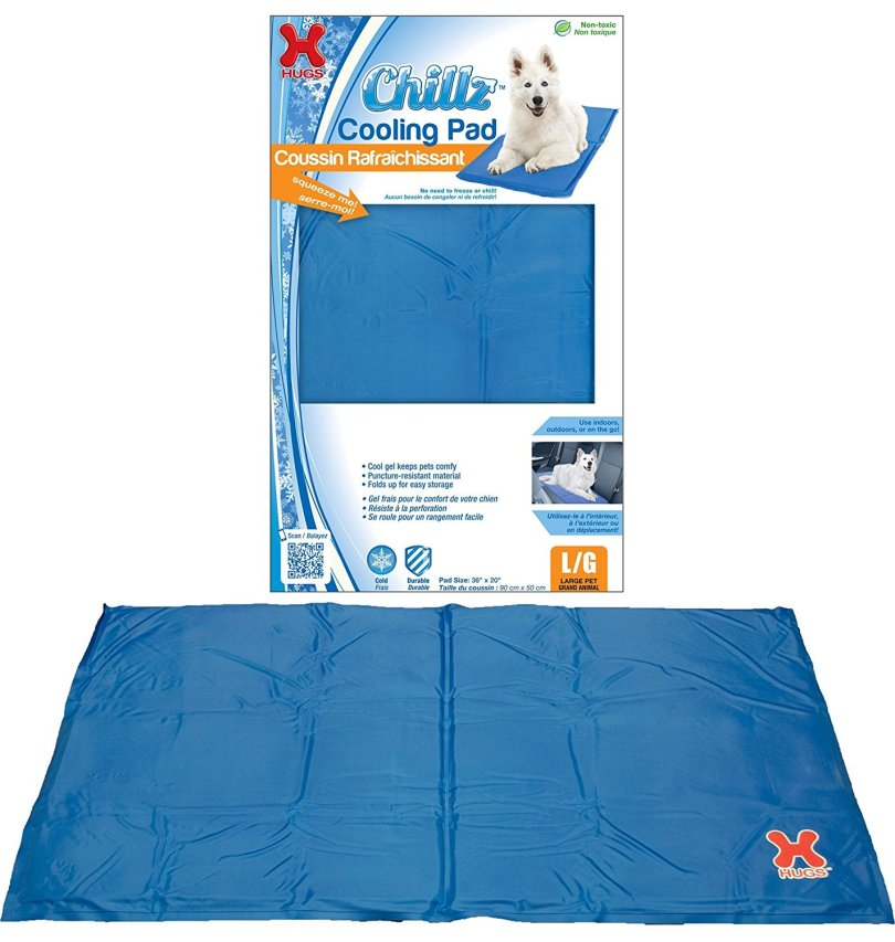 chillz pet cooling pad image, pet gift ideas
