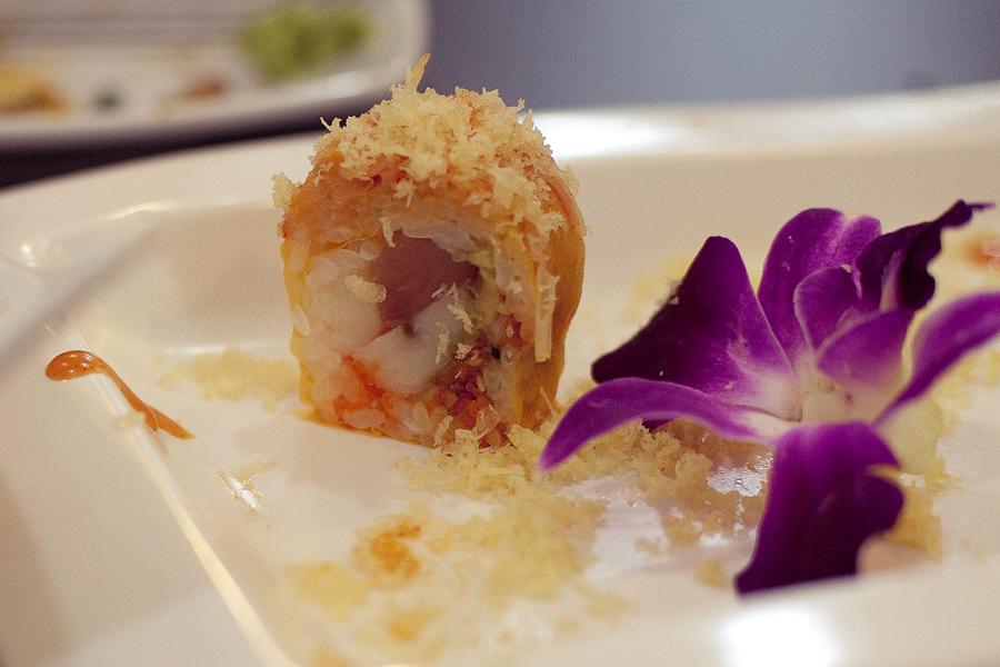 Maki at Sushi Xchange.