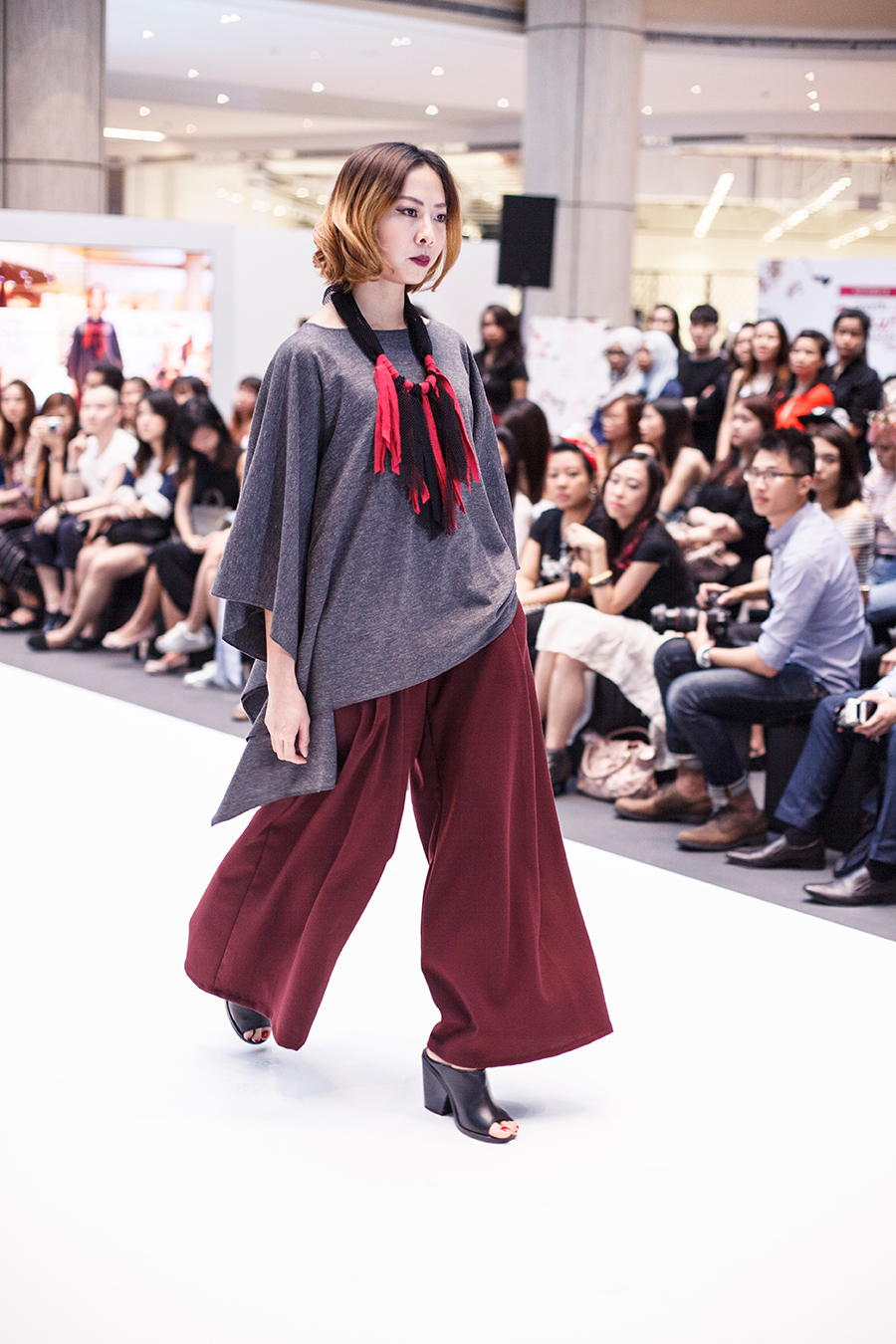 Free Spirit Catwalk at Clozette Style Party 2016 in Suntec City. #ClozetteStyleParty