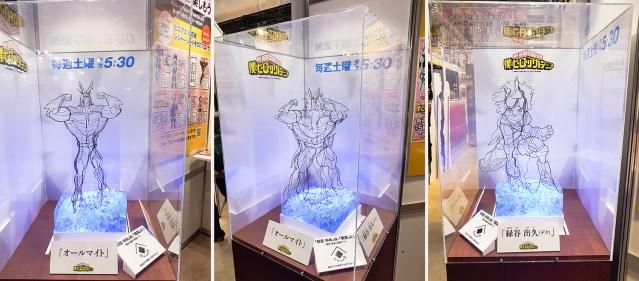 Boku no Hero Academia at Anime Japan Expo 2017, Big Sight Tokyo.