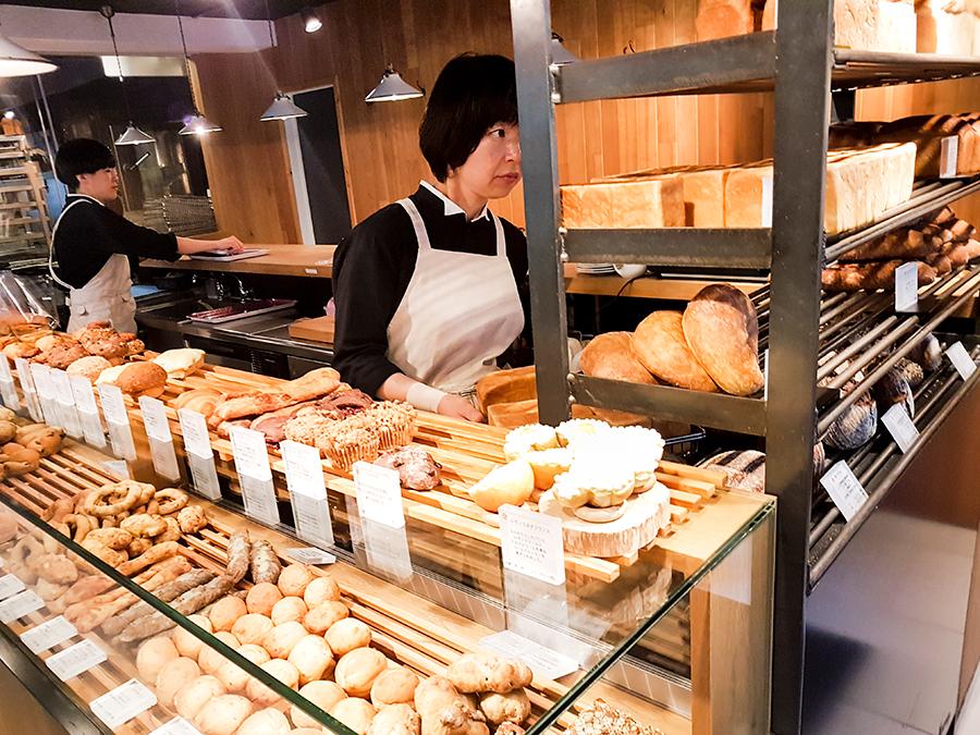 365 nichi bakery.