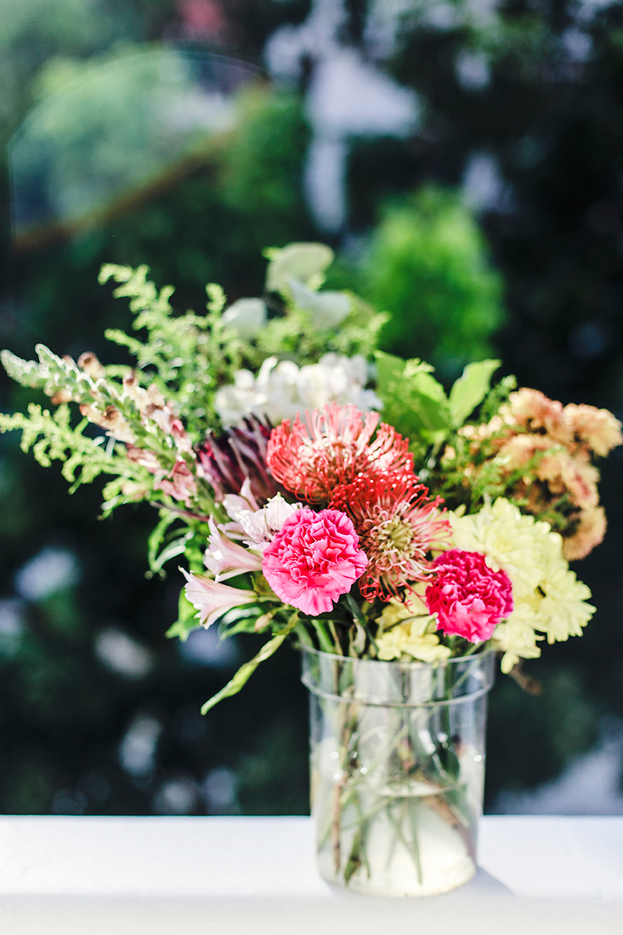 The Sylvia flower bouquet from A Better Florist.