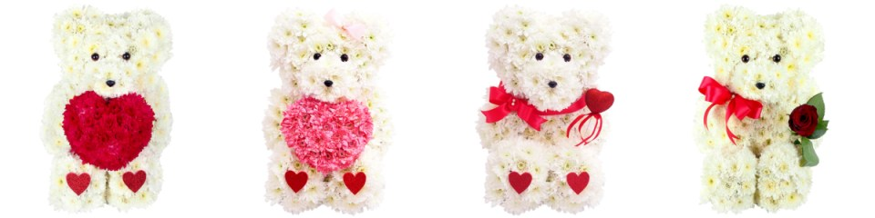 Teddy Bear Bouquet Giveaway