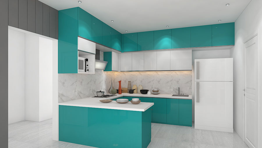 Modular Kitchen Bangalore Kitchen Interior Design In