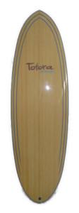 Totora Surfboard