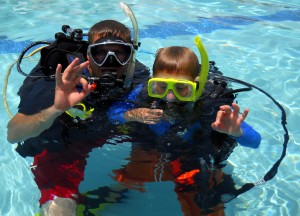 seal team diver and instructor