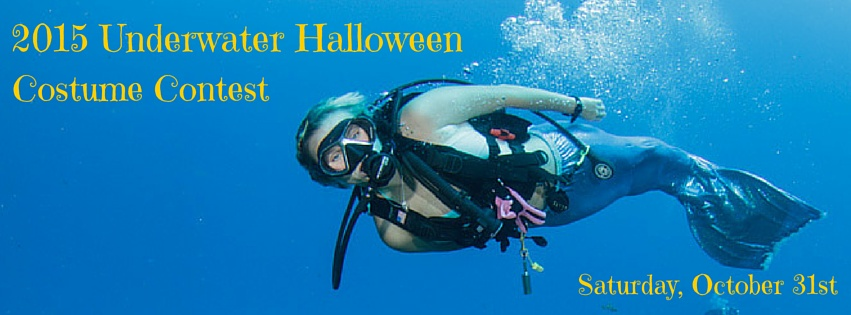 Underwater Costume Contest