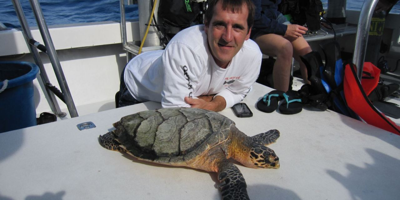2016 Sea Turtle Education Day with Dr. Larry Wood