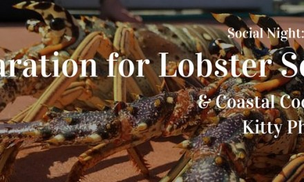 2016 July Social Night: Preparation for Lobster Season
