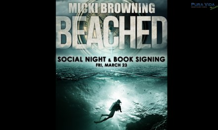 SOCIAL NIGHT: FLORIDA DIVE MYSTERY AUTHOR MICKI BROWNING