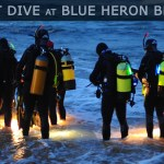 JUNE GUIDED NIGHT DIVE AT BLUE HERON BRIDGE