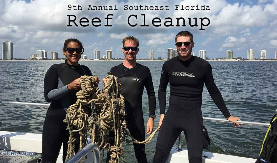 SOUTHEAST FLORIDA REEF CLEANUP