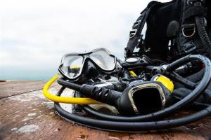 Disinfecting Dive Gear Procedures for COVID-19