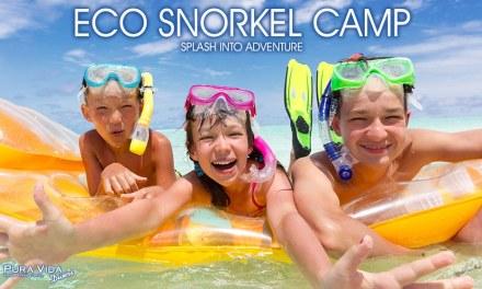 ECO SNORKEL CAMP