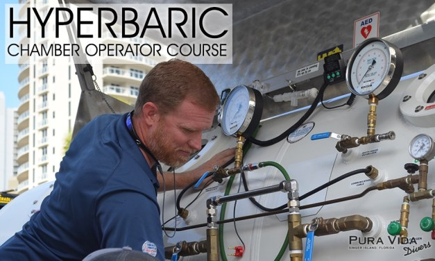 HYPERBARIC CHAMBER OPERATOR COURSE