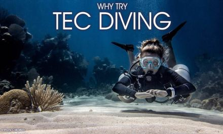 WHY TRY TECHNICAL DIVING?