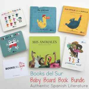 Authentic Spanish Literature for Kids from Books del Sur