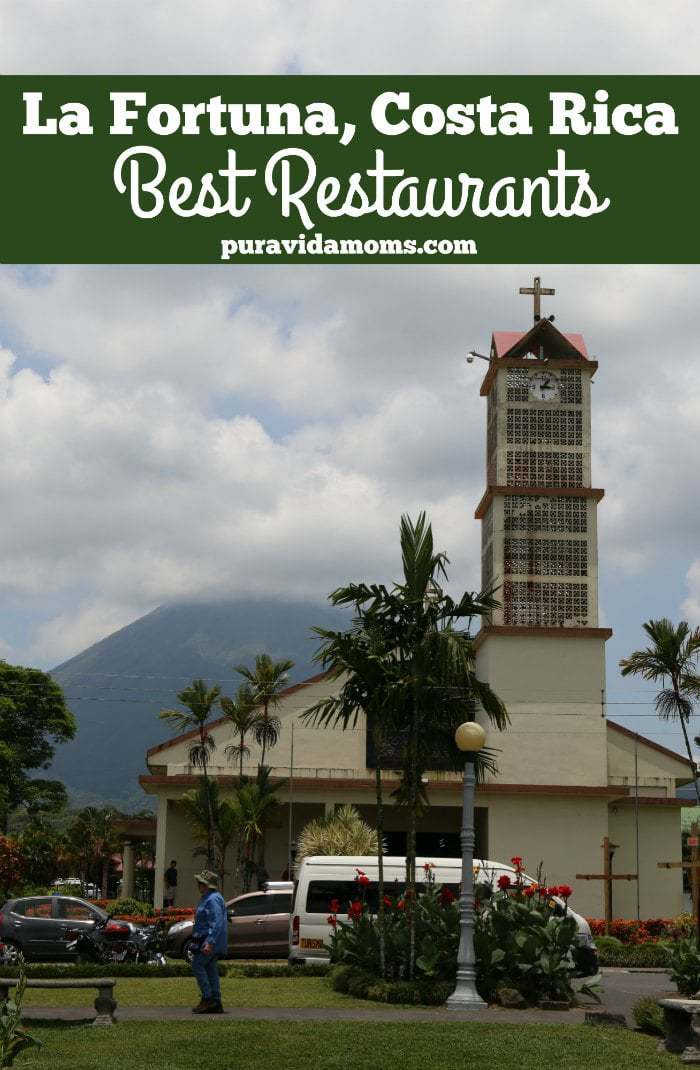 We love to eat local- especially in Costa Rica. Check out our recommendations for the top five restaurants in La Fortuna de Arenal, Costa Rica- and be prepared to eat well on a modest budget!