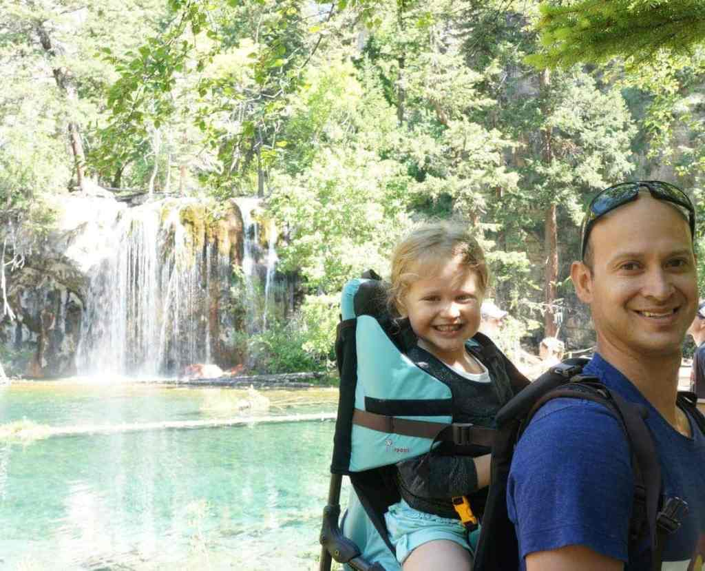 Hanging Lake Hike With Young Children Pura Vida Moms