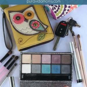 Simple Smoky Eye Makeup Look {Tutotrial}