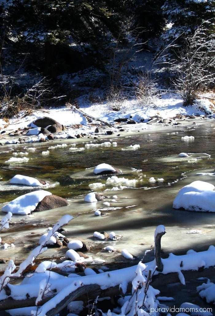Minturn Colorado Scenic Route