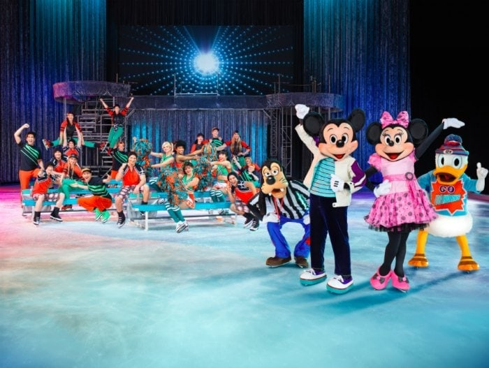 Disney On Ice Follow Your Heart Opener